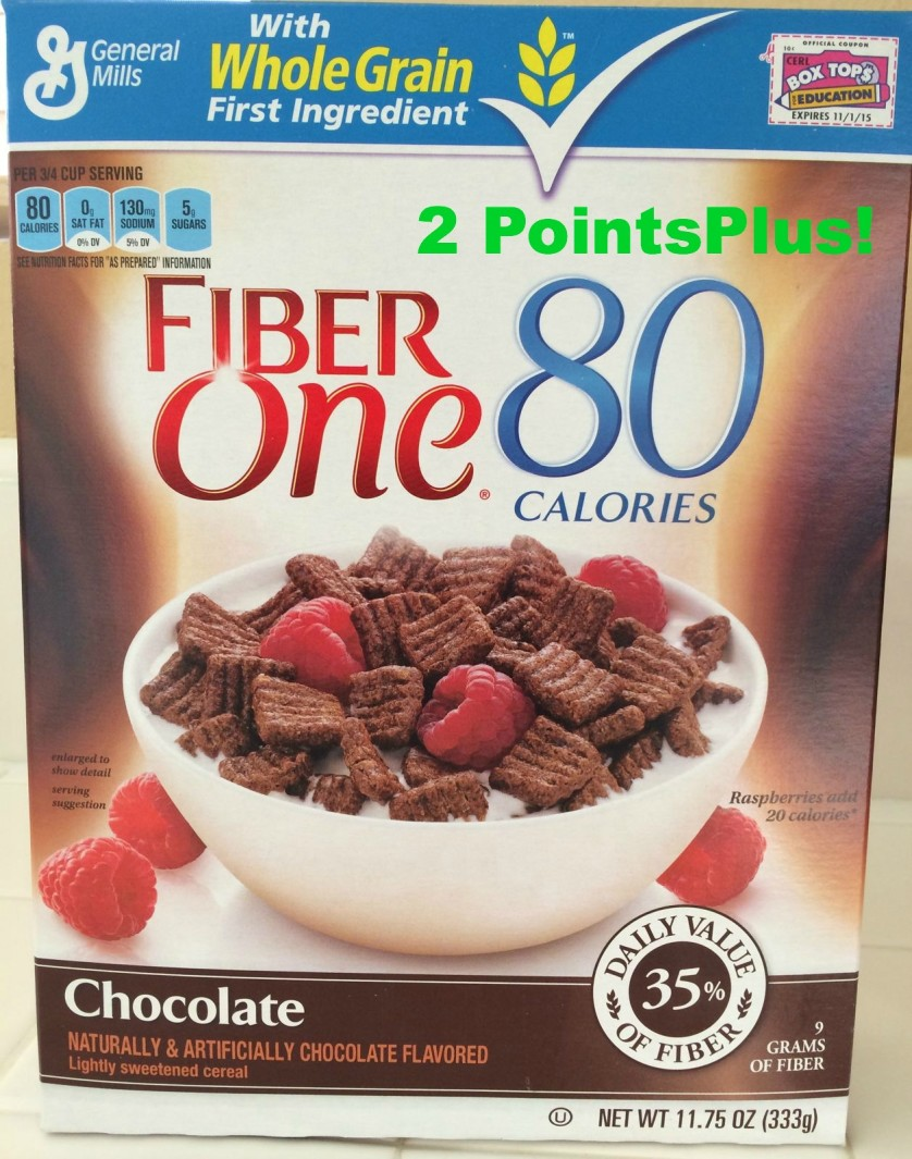 Fiber One Chocolate Cereal on OrnaBakes.com