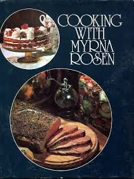 Cooking with Myrna Rosen