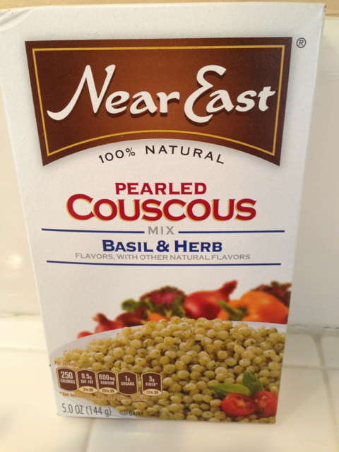 Near East Basil Pearled Couscous