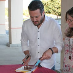 Fabio Viviani's Cooking Demo and Cookbook Review