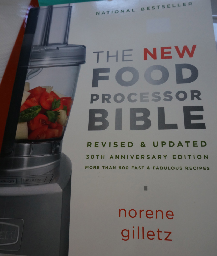 New Food Processor Bible