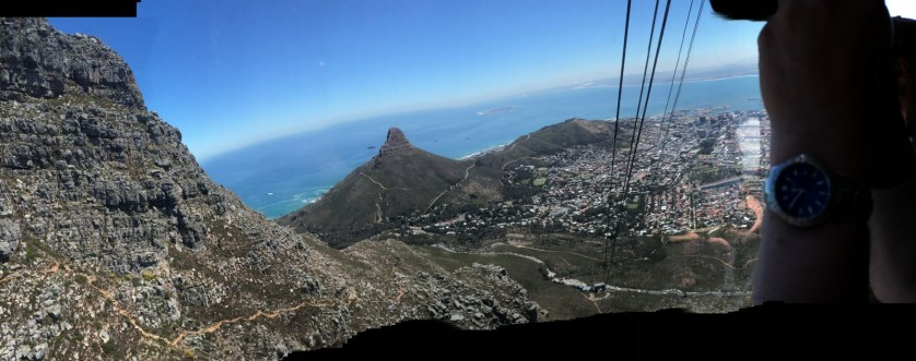 The View from the Cable Car
