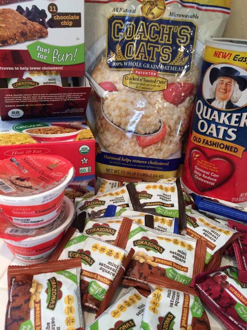 Oats - Top Ten Weight Watchers Power Foods from OrnaBakes