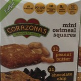 Oatmeal Squares Giveaway & TWO Coaching Spots left!