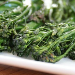 Simple Sauteed Broccolini (Baby Broccoli)