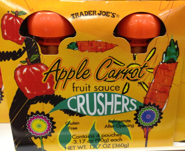 Apple Carrot Crushers