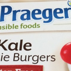 Dr. Praegers Kale and Black Bean Veggie Burgers (review)