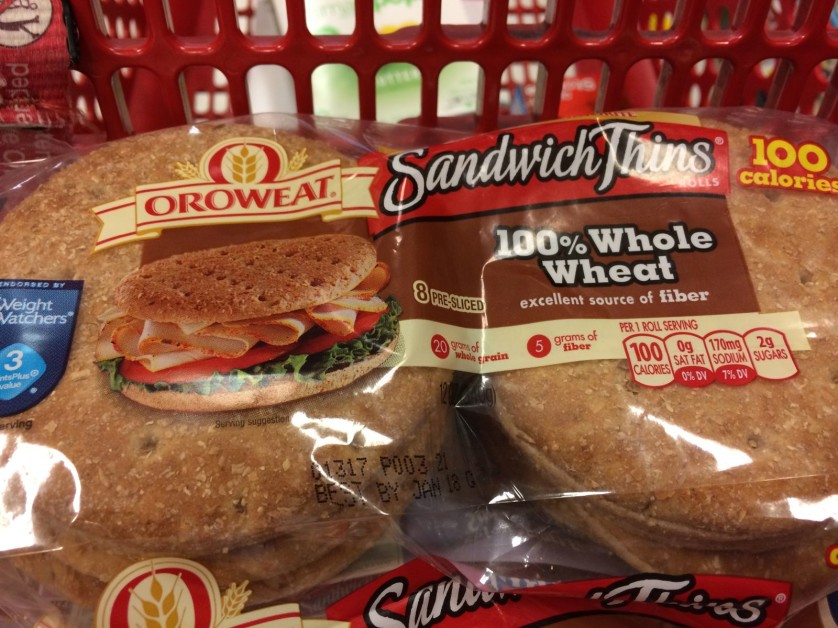 Oroweat Sandwich Thins