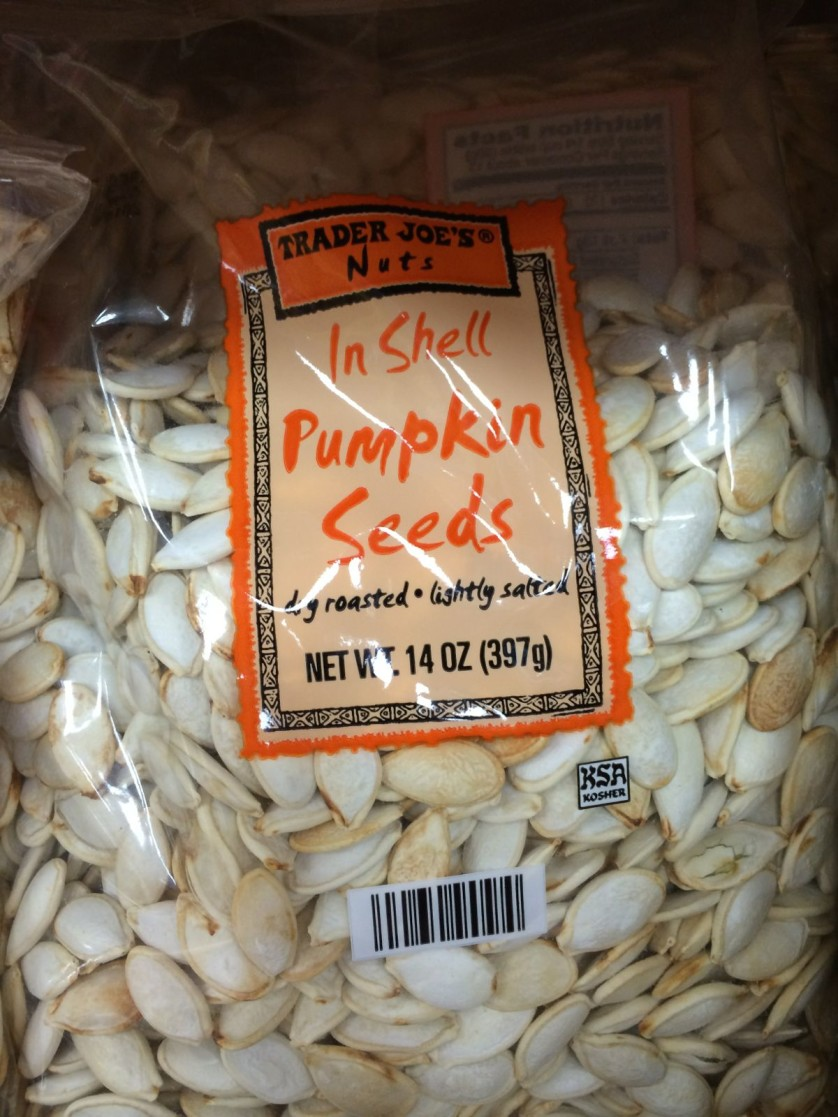 Pumpkin Seeds in Shell