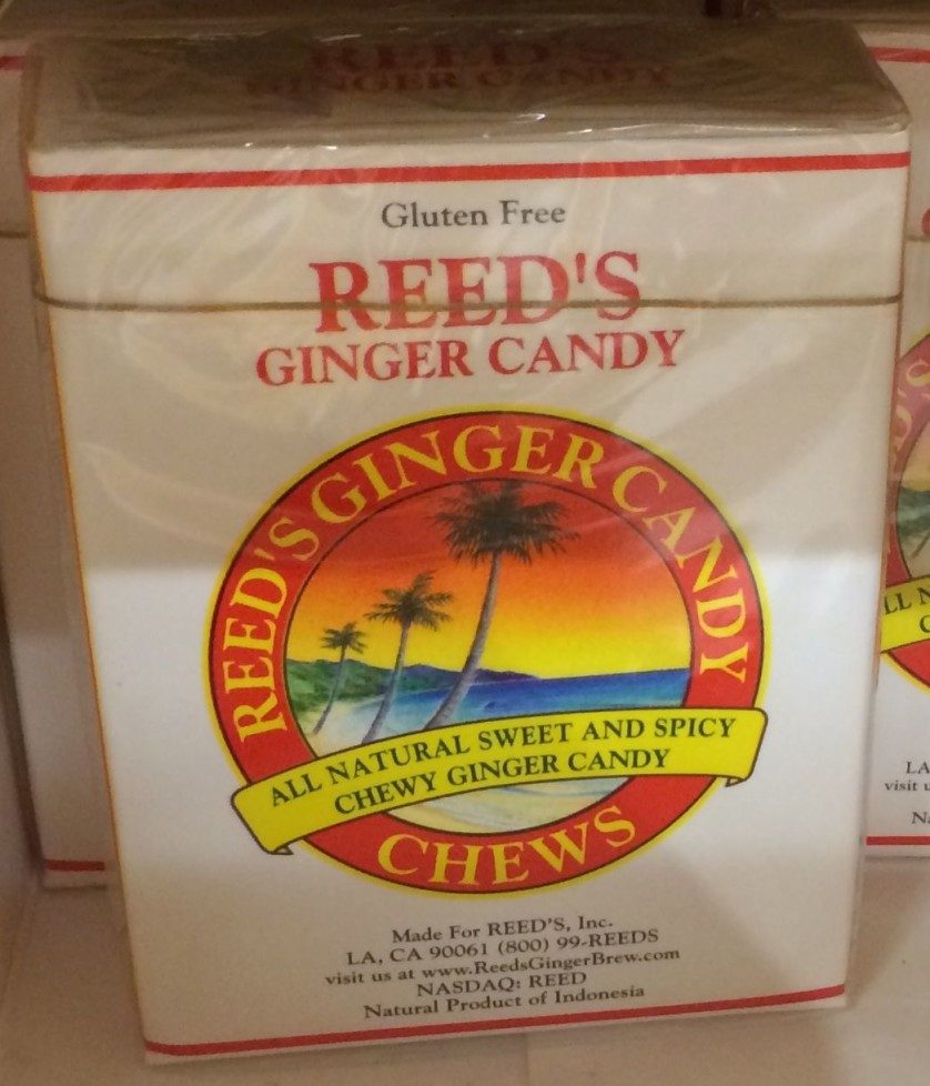 Reeds Ginger Candy