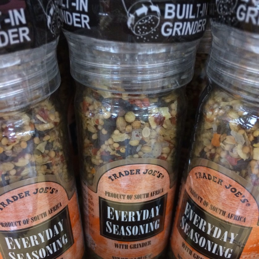 Trader Joes Everyday Seasoning