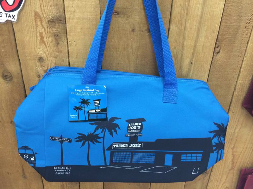 Large Insulated Bag from Trader Joes